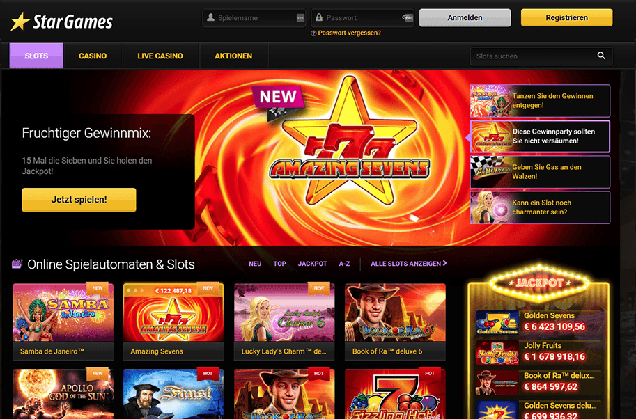 casino live online book of ra automat
