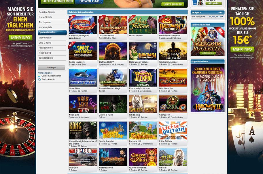 echtgeld casino app erfahrungen