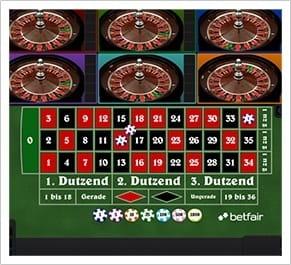 Am besten roulette spielen