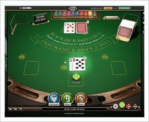 spiele blackjack single deck low netent